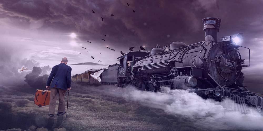 Esperienza Pre Morte uomo rivela spiegato il significato della vita