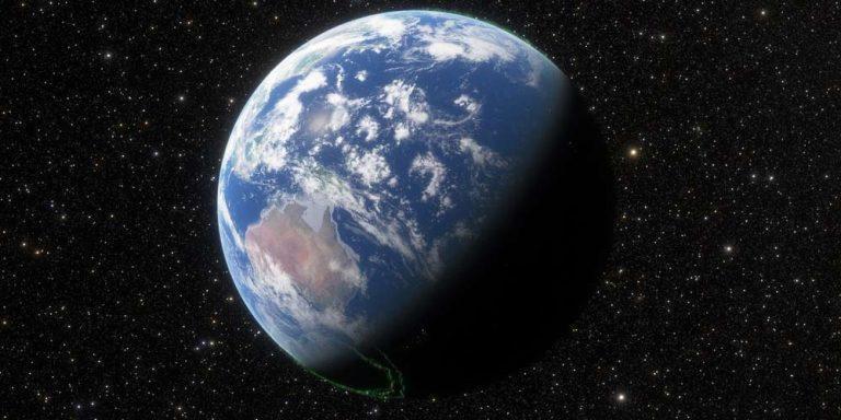 La Terra diventata abitabile per un colpo di fortuna
