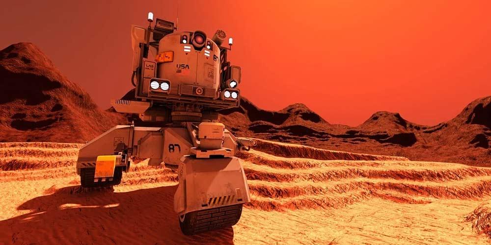 Marte la vita esiste nel sottosuolo
