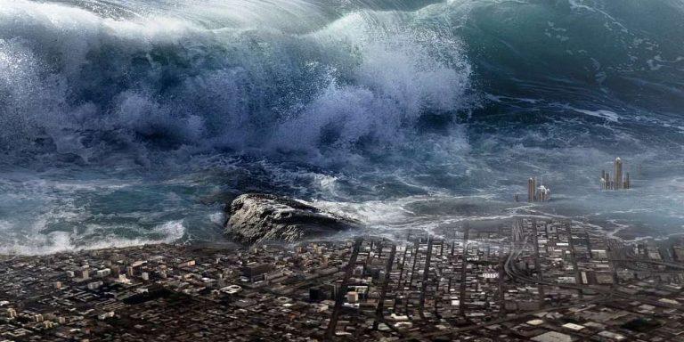 Mega Tsunami avvenuto in passato nel Mediterraneo