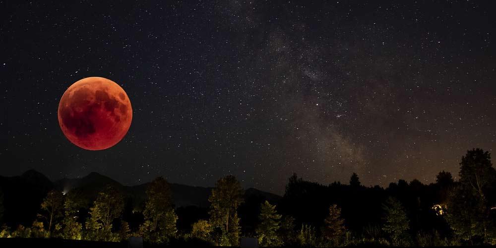 Scienziati rivelano Anni fa la Luna scomparve dal cielo