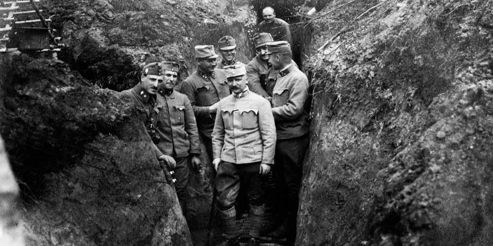 Aids scoperta infezione durante la prima guerra mondiale