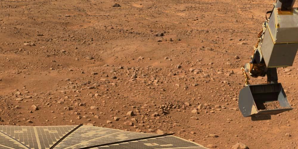 Anomalia rilevata su Marte ossigeno e sta aumentando