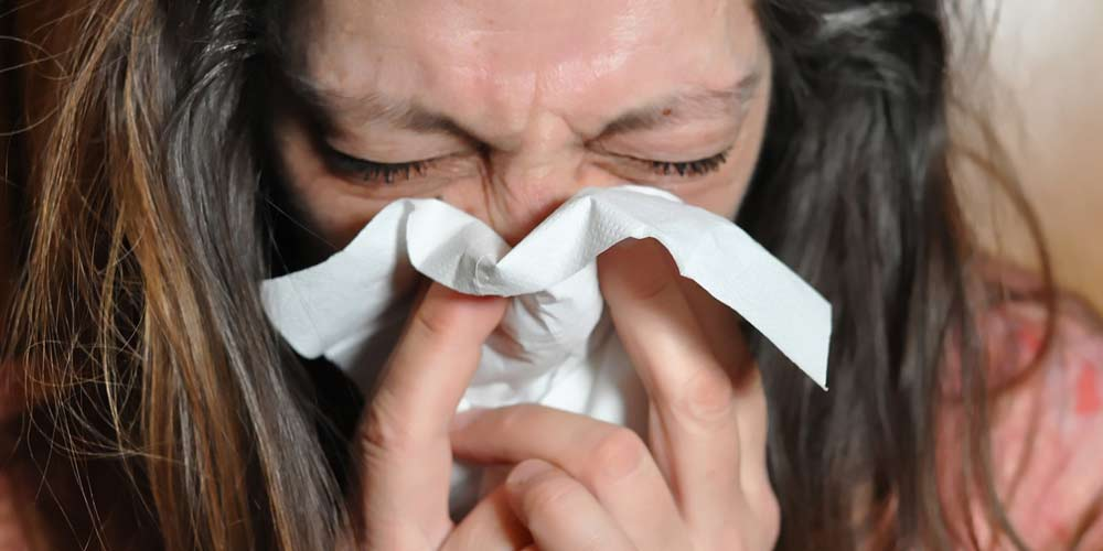 Con il coronavirus sparita la normale influenza