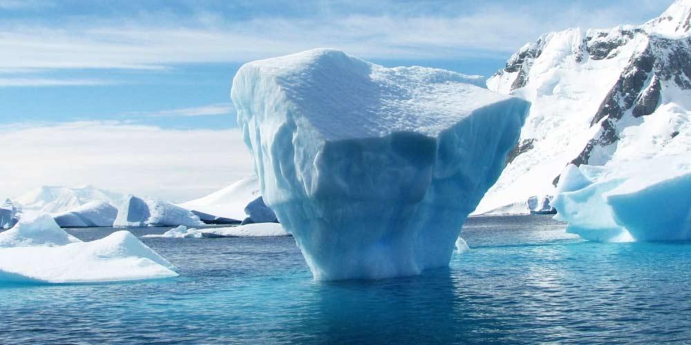 Dal 1990 i ghiacci si sciolgono piu velocemente del 65 per cento