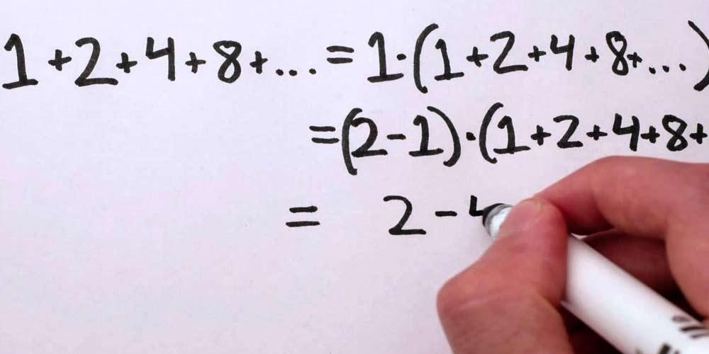 Esiste un infinito matematico che puo essere spiegato