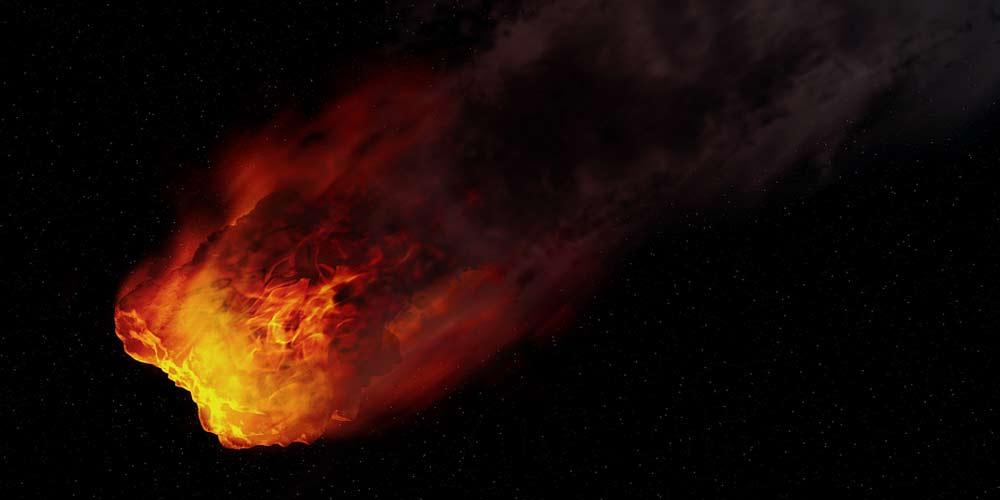 Forti esplosioni nei cieli di Bali