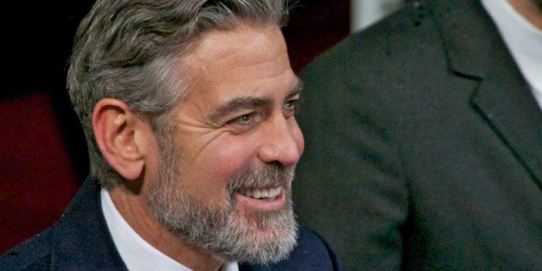 George Clooney: Non volevo nomi strani per i miei figli