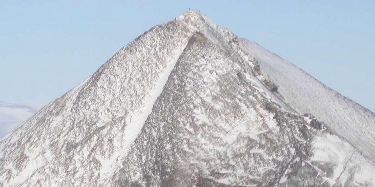 Le piramidi più antiche al mondo si trovano in Antartide