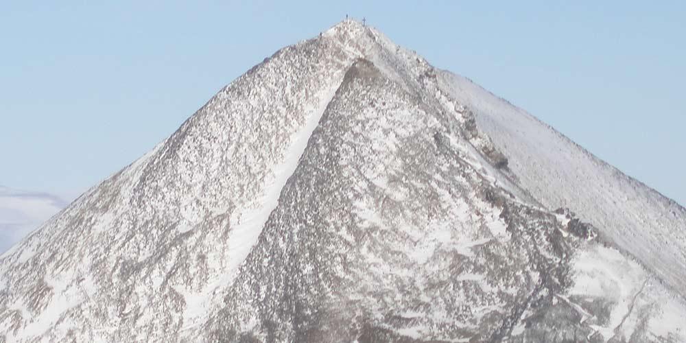 Le piramidi piu antiche al mondo si trovano in Antartide