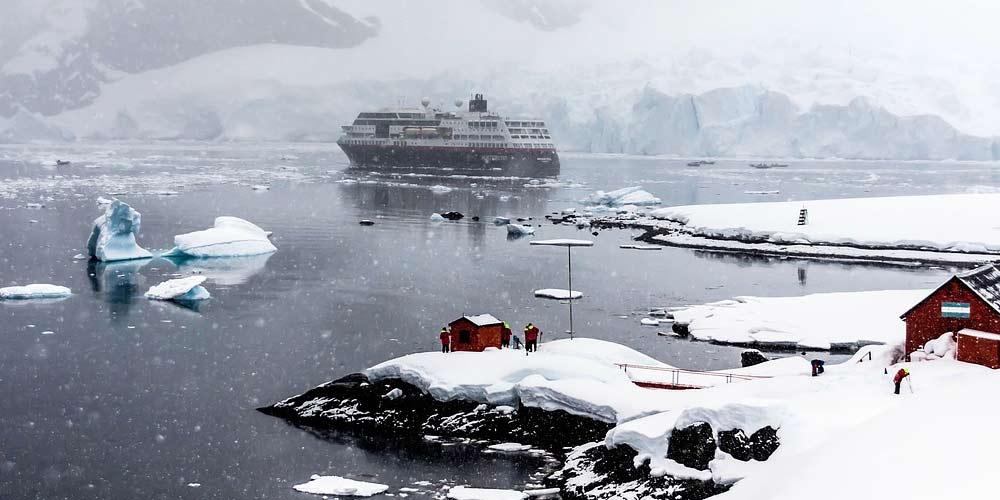 Lo scioglimenti degli iceberg portera una nuova era glaciale