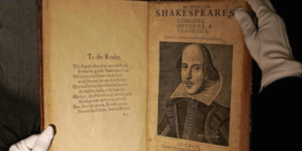 Ricercatore rivela Shakespeare era analfabeta non andava a scuola