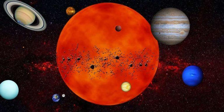 Scienziati rivelano: C'è vita su una delle lune di Urano