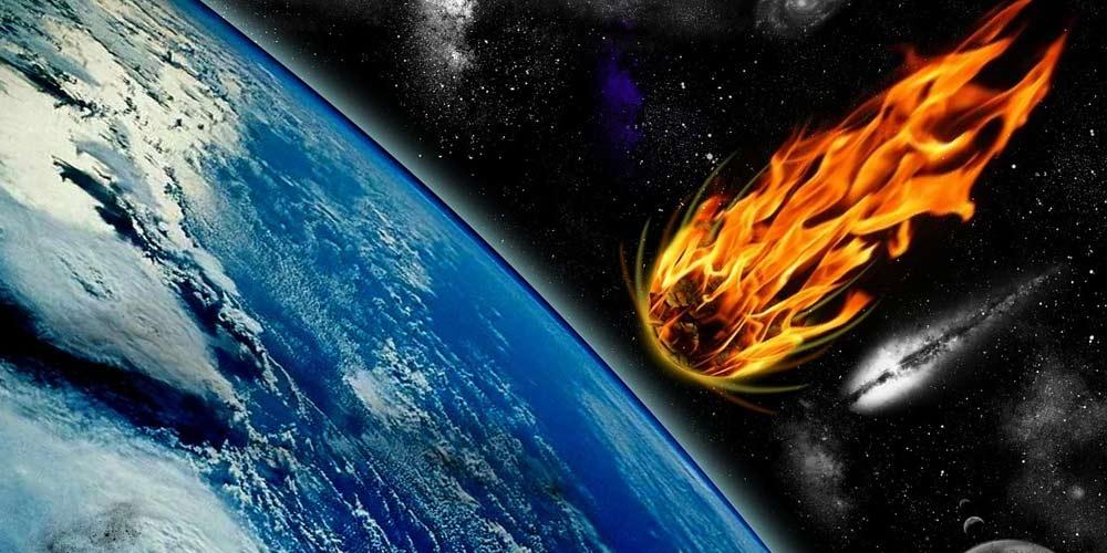 Strana malattia si propaga dopo la caduta di un meteorite
