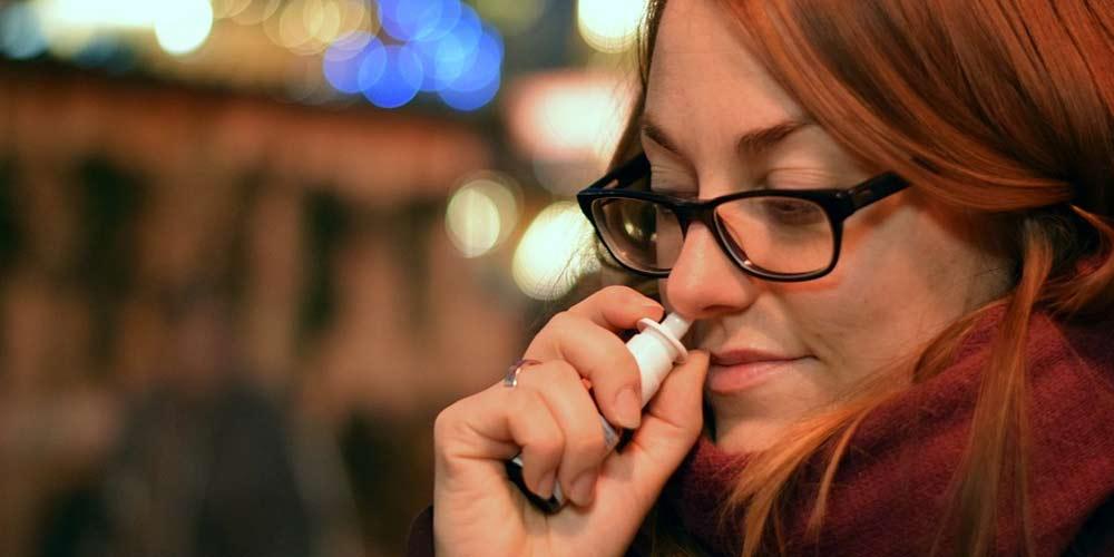 Uno spray nasale utile contro il covid-19