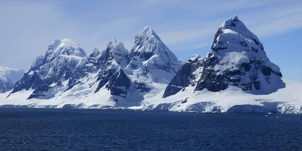 Antartide Una fonte di energia misteriosa dal sottosuolo