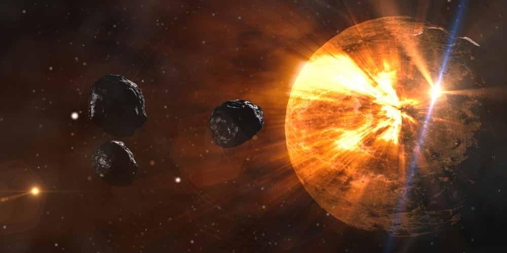 Asteroide Ryugu da dove deriva la misteriosa fonte di calore