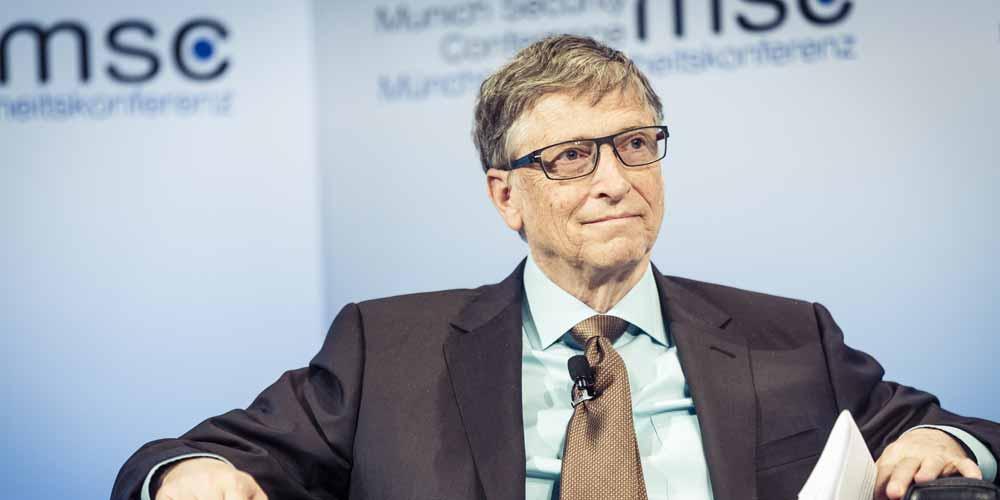 Bill Gates il nuovo progetto per fermare il Sole