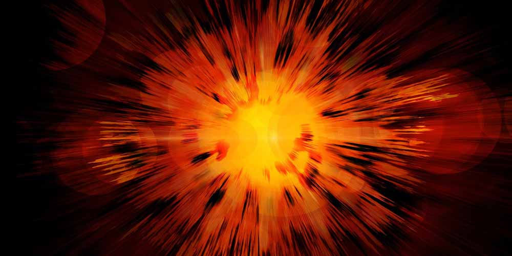 Dopo il Big Bang qualcuno ha creato materia oscura