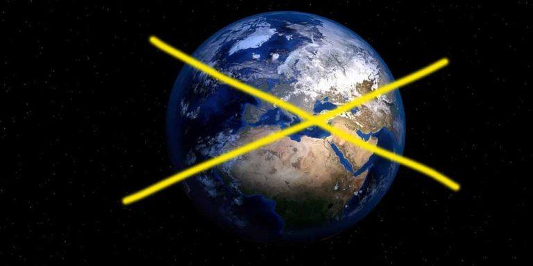 Ex pugile rivela: La terra è piatta, ecco il perchè