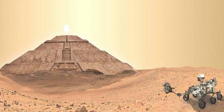 La CIA studiava la vita su Marte nel 1984