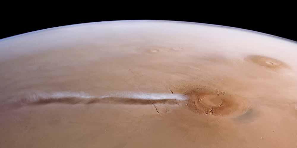 La sonda cinese Tianwen 1 arriva su Marte