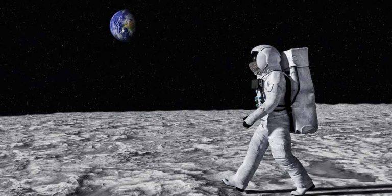 Luna: La sonda cinese mette in dubbio lo sbarco americano