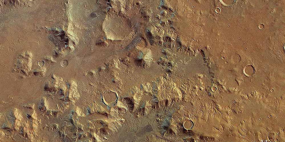 Marte Rilevata attivita del pianeta inspiegabile