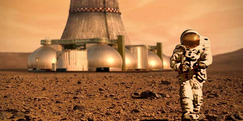 Marte tre missioni porteranno traffico aereo sul pianeta