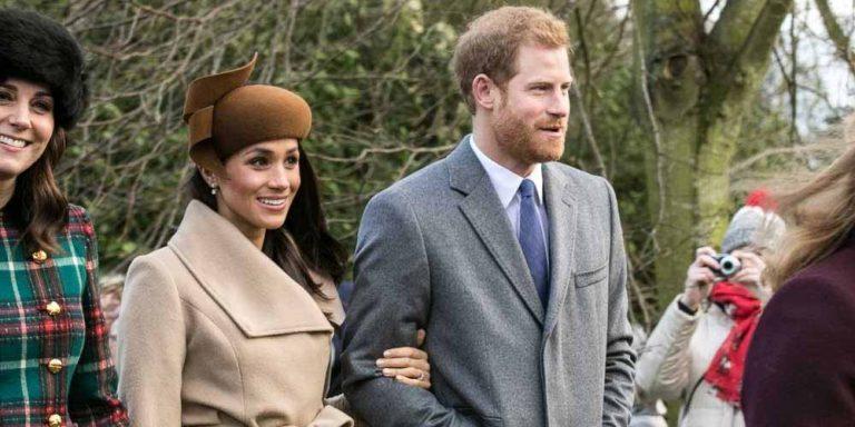Ecco perchè Meghan e Harry hanno rinunciato alla famiglia reale