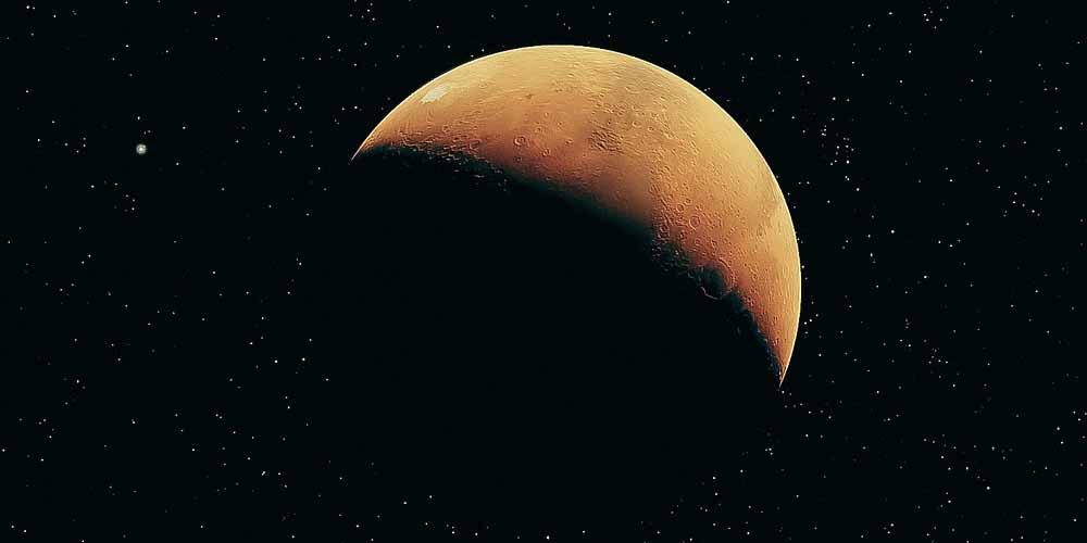 Nasa altera le immagini del rover Perseverance