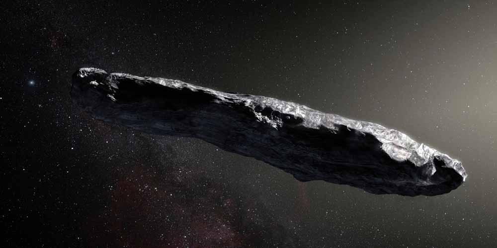 Oumuamua la roccia segno di vita intelligente