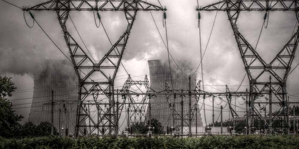 Problemi a centrali elettriche in tutta Europa