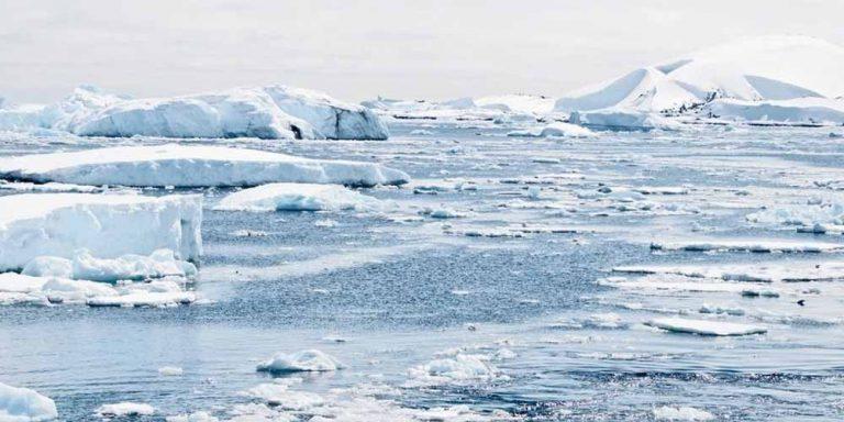 C'è vita sotto gli spessi strati di ghiaccio in Antartide