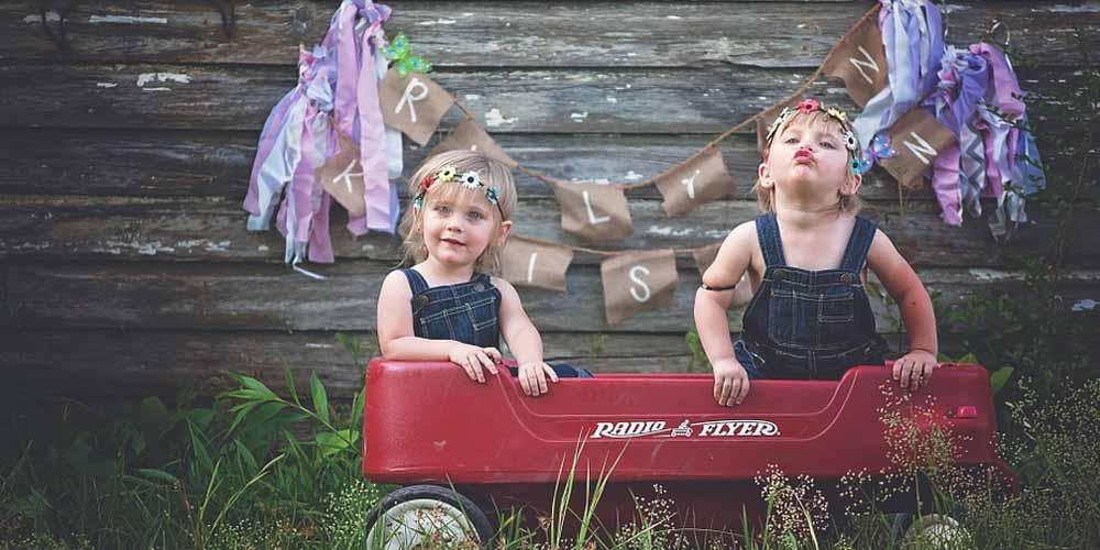 Al mondo stanno nascendo sempre piu gemelli