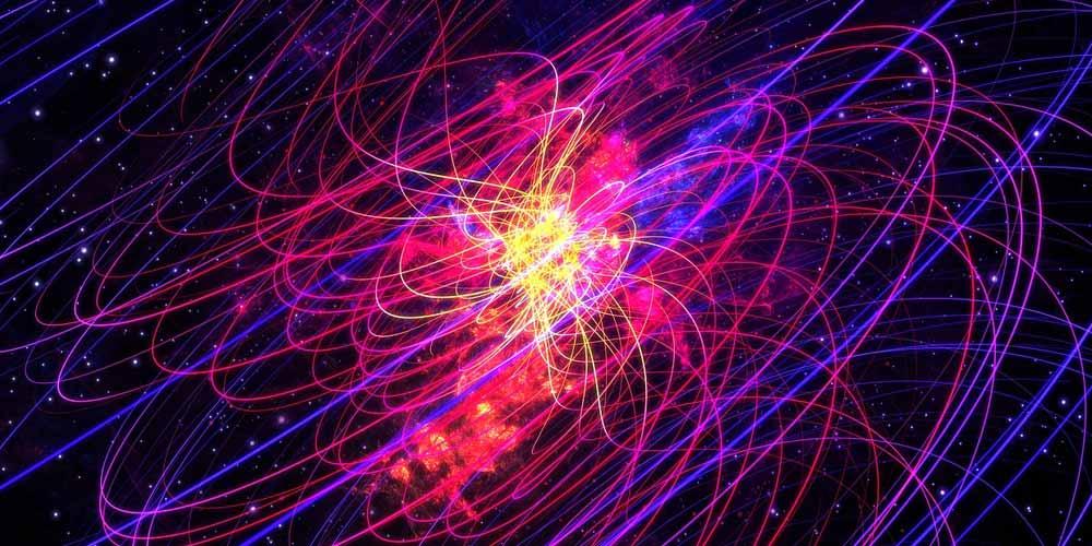 Antartide creata una particella enorme di antimateria