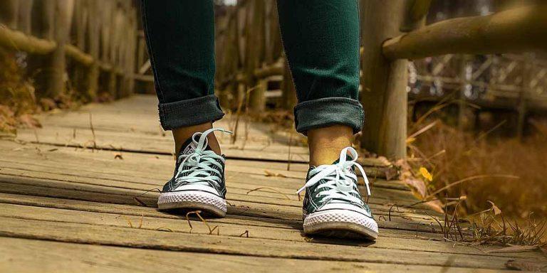 Covid-19: Camminare lentamente può essere fattore di rischio