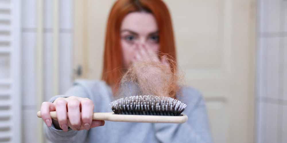 Covid-19 e caduta dei capelli reversibile