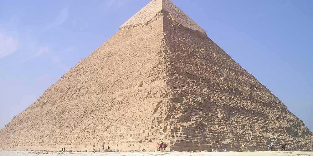 Egitto Una camera segreta nella piramide di Cheope