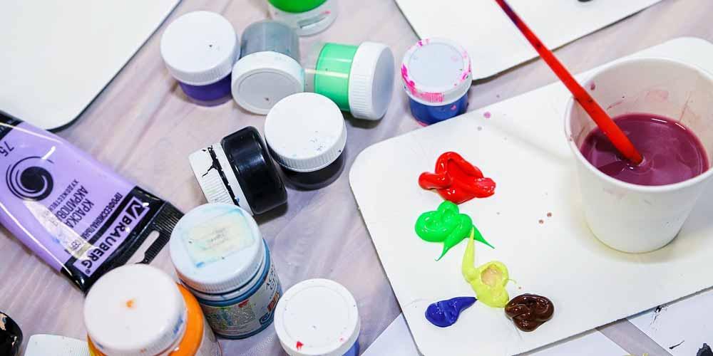 Le opere prendono vita quando i colori si invertono