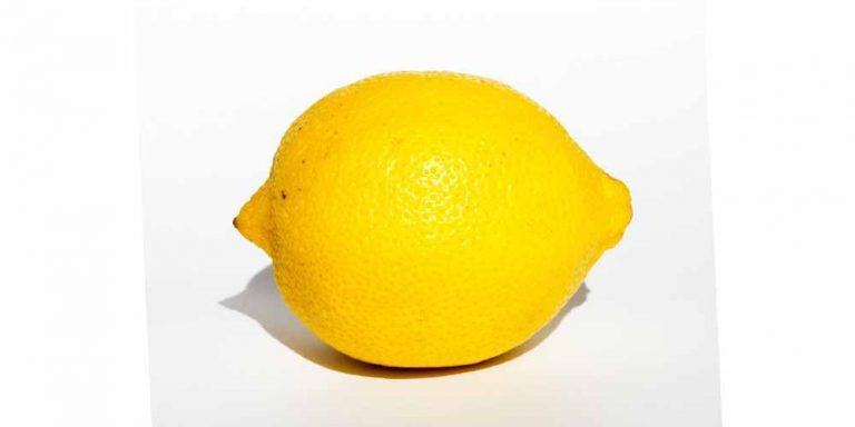 Limone, benefici ma anche effetti negativi