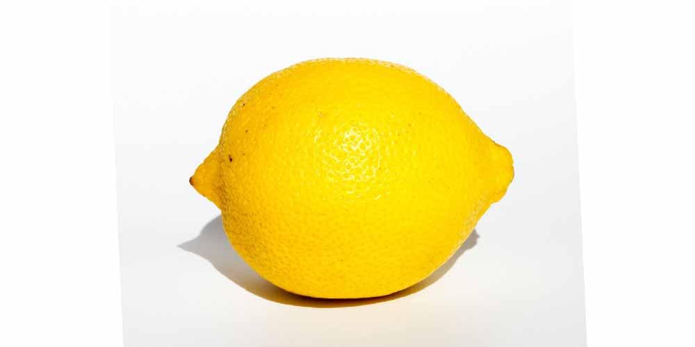 Limone benefici ma anche effetti negativi