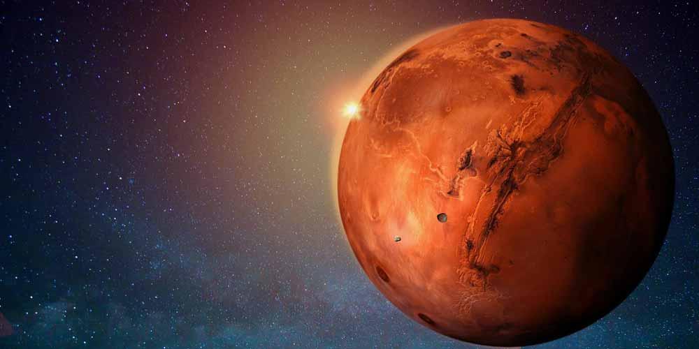 Nasa Il nucleo di Marte non ha piu segreti