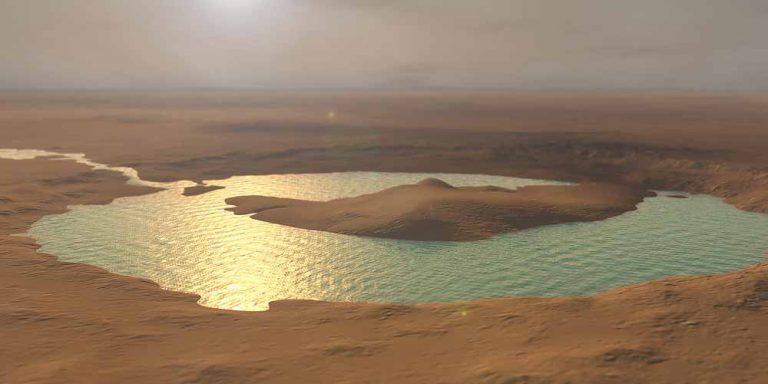 Nasa rivela: Lago in Turchia contiene tracce di Marte