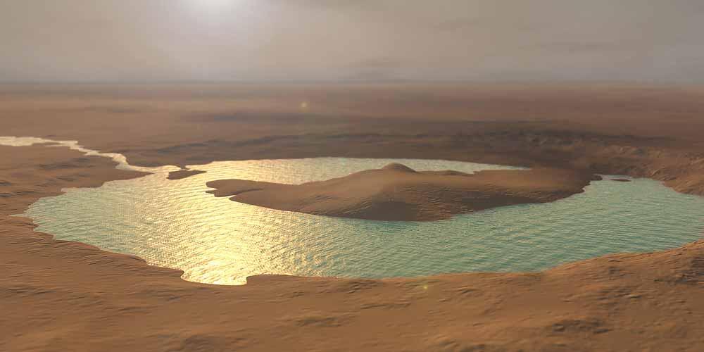 Nasa rivela Lago in Turchia contiene tracce di Marte