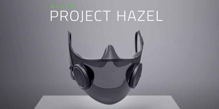 Razer presenta la prima Smart Mask, mascherina intelligente