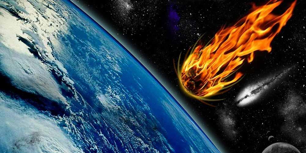 Tanti meteoriti in Inghilterra che succede