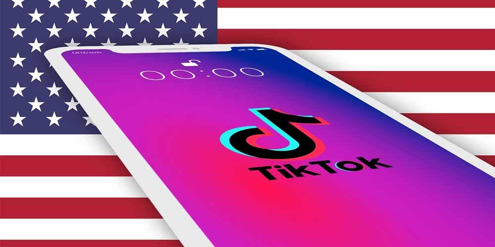 TikTok per gli Stati Uniti favorisce contenuti di destra