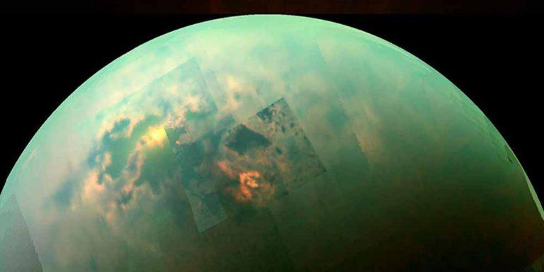 Titano il posto migliore dove poteva nascere la vita?