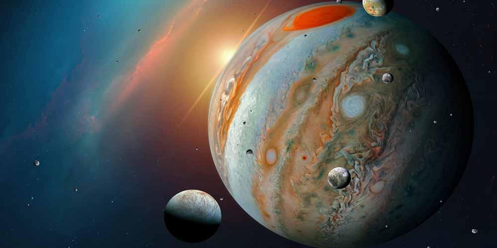 Vita aliena sulla luna di Giove possibile